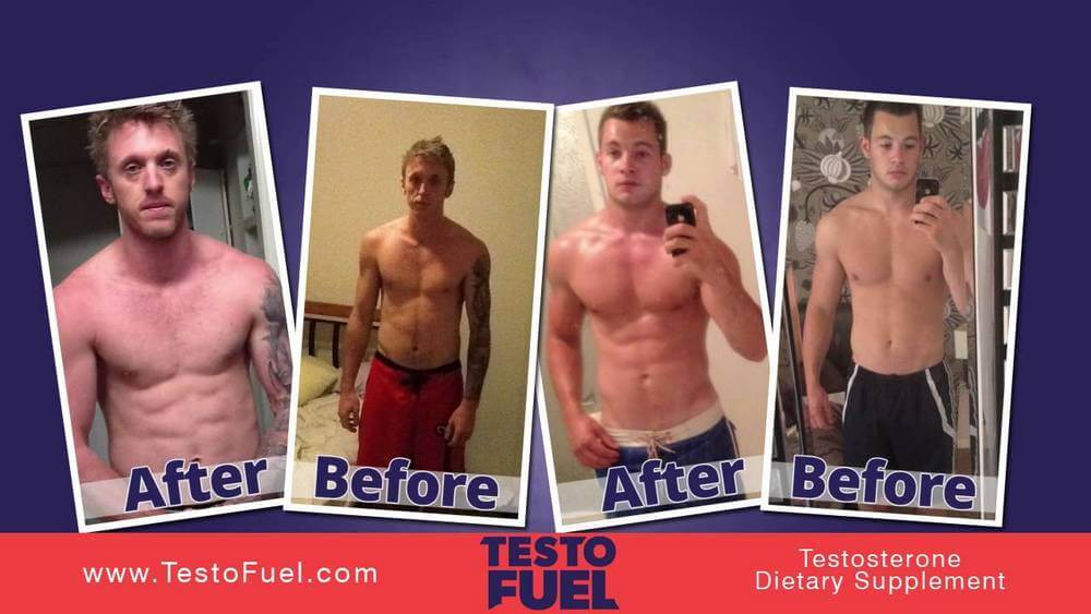 testofuel before after